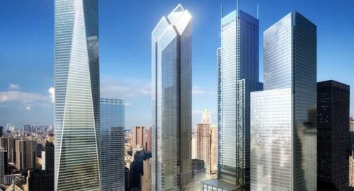 Il nuovo World Trade Centre